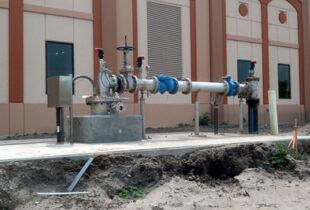 Davie Water Treatment Plant