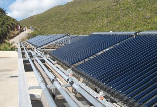 Westin St. Maarten – Solar Hot Water
