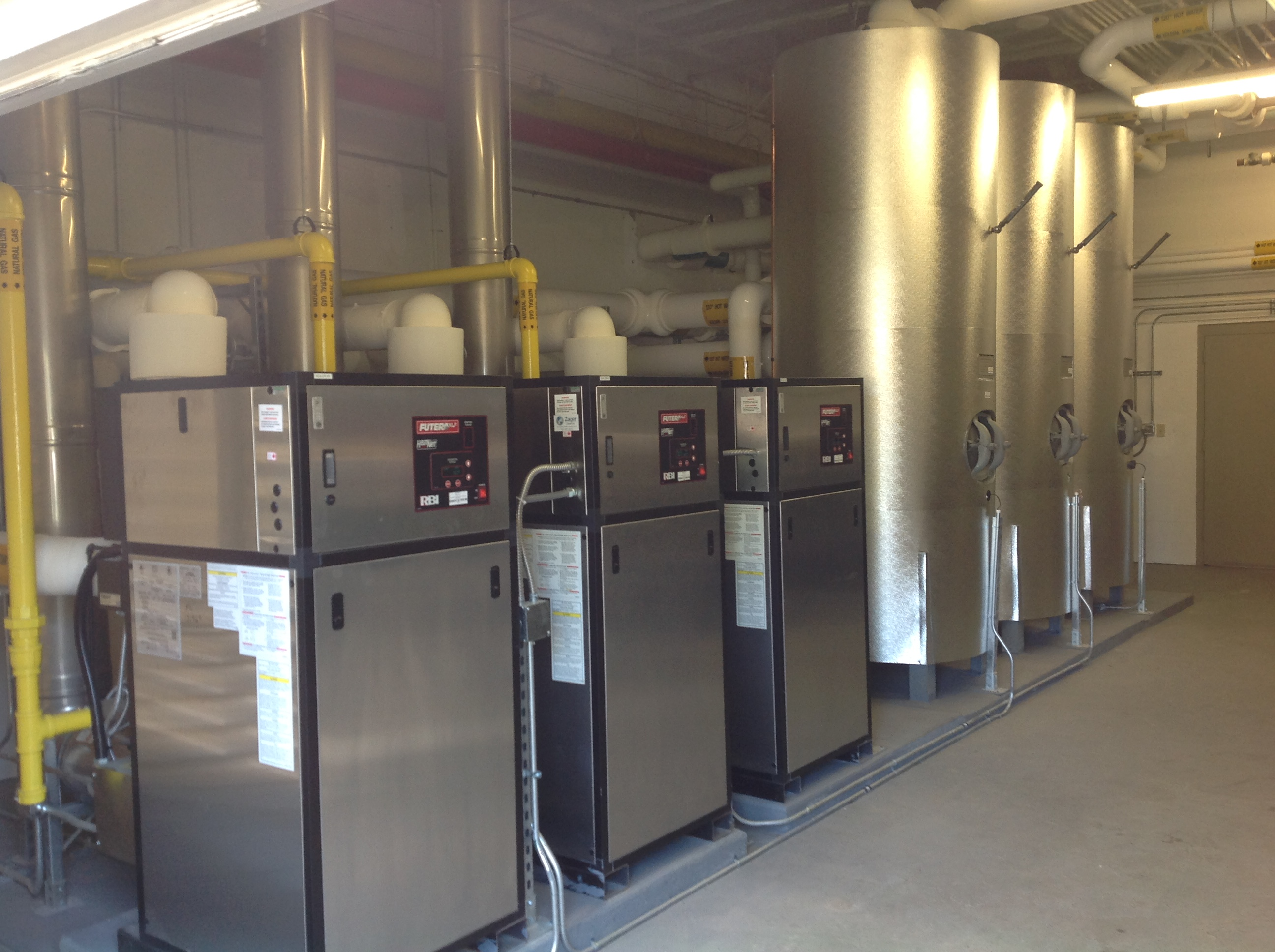 Boiler Installation And Boiler Retrofitting Zager Global Inc