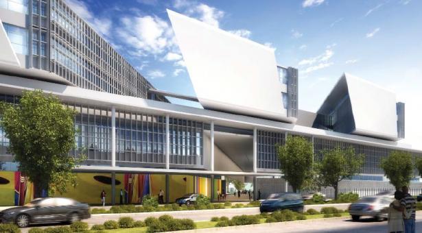 Ridge Hospital Accra Ghana Zager Global Inc